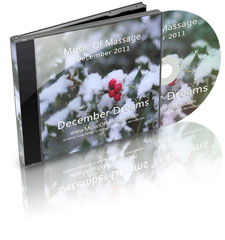 Music of Massage CD for December