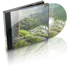 Music of Massage May CD Cover