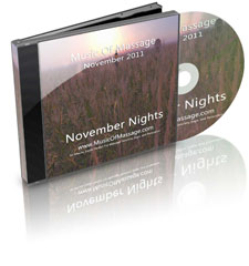 Music of Massage CD for November
