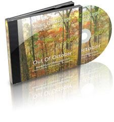 Music of Massage CD for October