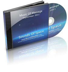 Music of Massage CD for September