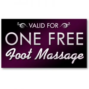 How To Get Massage Clients From One Day Of (Stupid) Free Chair Massage